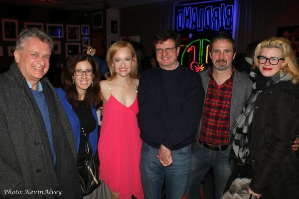Stephanie Coen, Melissa van der Schyff, Michael Cumpsty, John Dias and Anika Chapin Photo