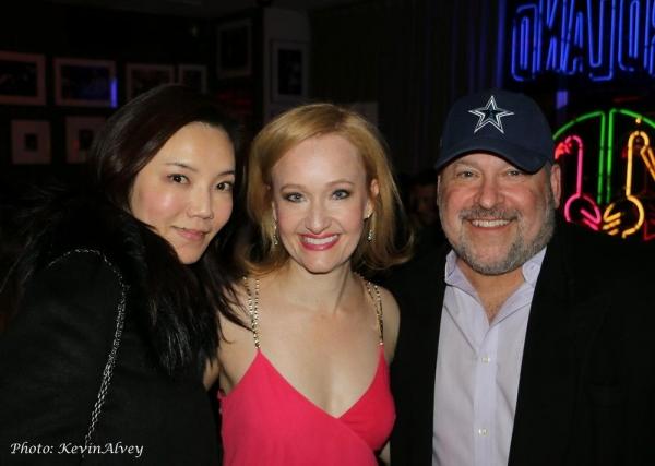 Takako, Melissa van der Schyff and Frank Wildhorn