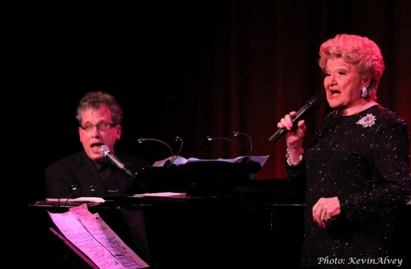 Billy Stritch and Marilyn Maye