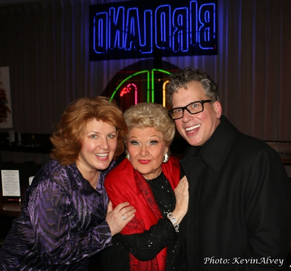 Klea Blackhurst, Marilyn Maye and Billy Stritch