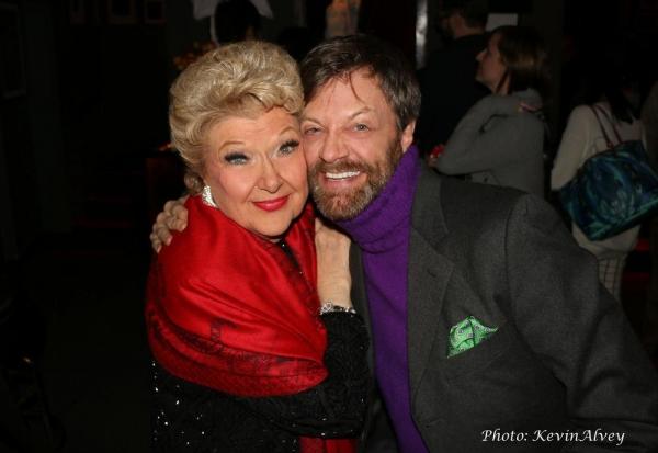Marilyn Maye and Jim Caruso