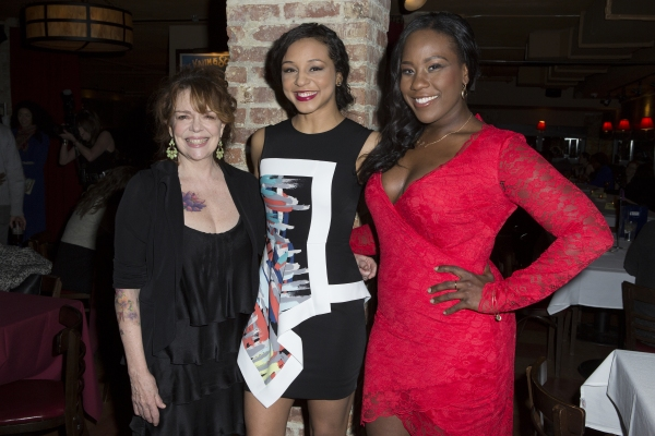 Deirdre O'Connell, Carra Patterson and Crystal Lucas-Perry