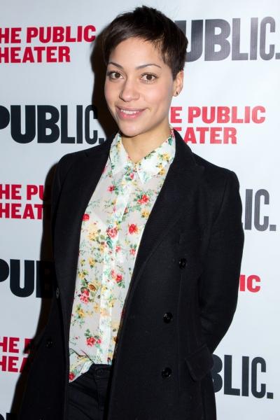 Photo Coverage: Lin-Manuel Miranda & More Celebrate Opening Night of HAMILTON at the Public Theater!