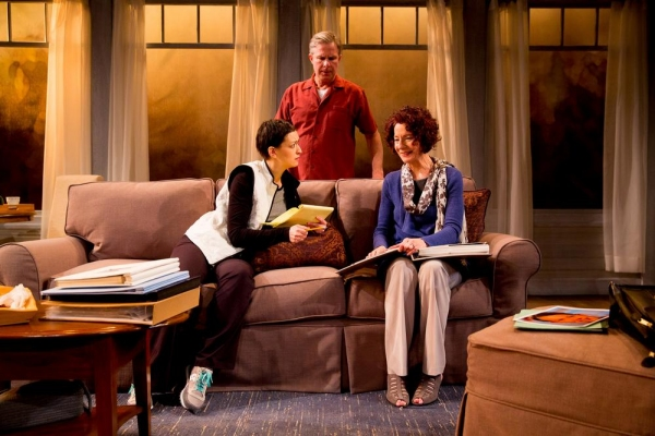Lesley Gurule*, James Leaming*, and Carmen Roman*  Photo