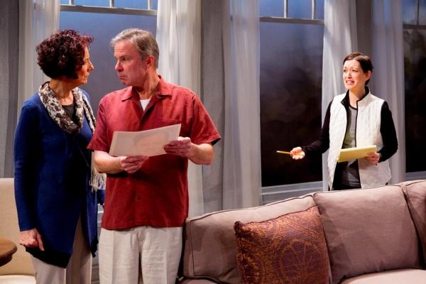Carmen Roman*, James Leaming*, and Lesley Gurule* Photo