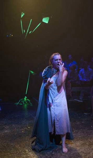 Photo Flash: First Look at THE HAMMER TRINITY at The House Theatre of Chicago