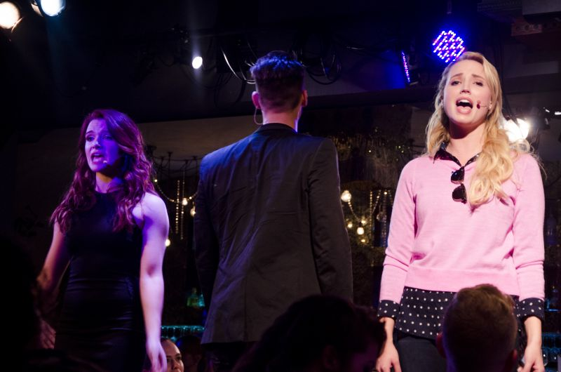 BWW Reviews: CRUEL INTENTIONS at Rockwell - A True Homage to the '90s