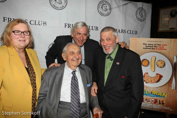 Photo Coverage: New Film DELI MAN Screens at Friars Club