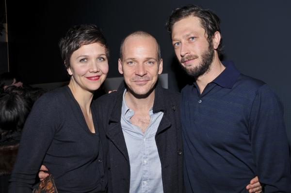 Maggie Gyllenhaal, Peter Sarsgaard, Ebon Moss-Bachrach