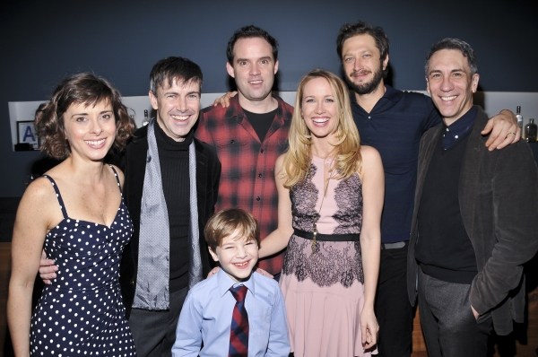 Jeanine Serralles, Matt McGrath, Oliver Hollmann, Danny Wolohan, Anna Camp, Ebon Moss-Bachrach, and Robert Sella