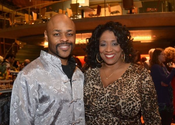 KenYatta Rogers and E. Faye Butler