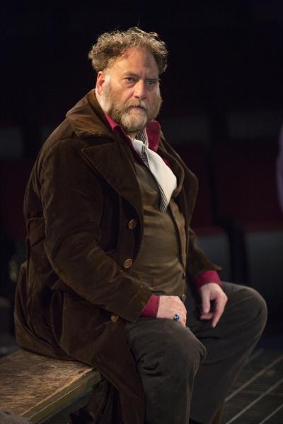 Ron Orbach as Moishe Bretzky