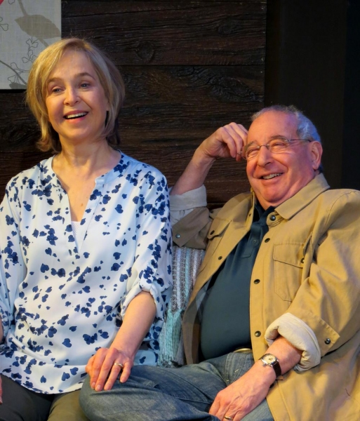 Jill Eikenberry and Michael Tucker