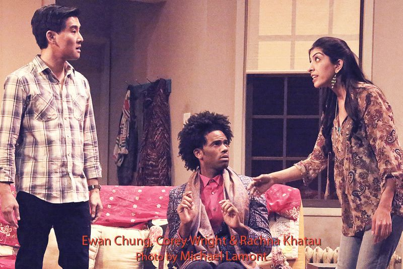 BWW Reviews: Big Load of Talent Tossed Into WASHER/DRYER Spins Out a Clean, Hot, Fresh, Finished Piece of Entertainment