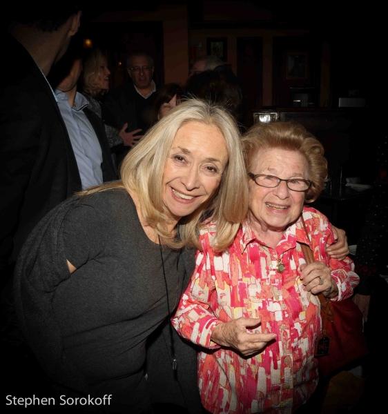 Eda Sorokoff & Dr. Ruth