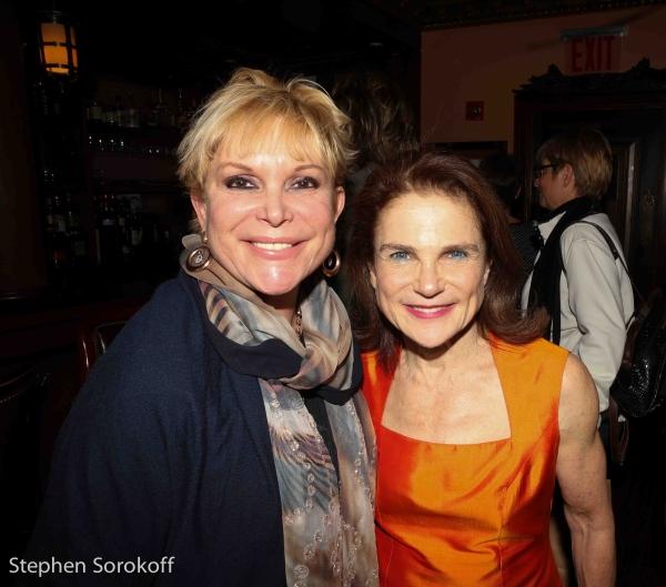 Wendy Radus Federman & Tovah Feldshuh