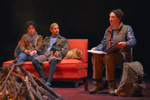 ANNA ISHIDA, NICK GABRIEL, and JIM LICHTSCHEIDL recount the infamous 'Cape Feare' epi Photo