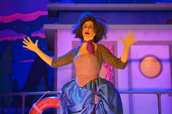 Photo Flash: First Look at A.C.T.'s MR. BURNS, A POST-ELECTRIC PLAY