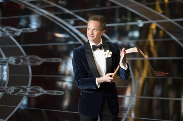 THE OSCARS(r) - THEATRE - The 87th Oscars, held on Sunday, February 22, 2015, at the Dolby Theatre(r) at Hollywood & Highland Center(r), are televised live on the ABC Television Network at 7 p.m., ET/4 p.m., PT.  (ABC/Craig Sjodin)NEIL PATRICK HARRIS