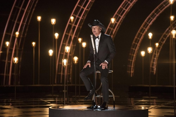 THE OSCARS(r) - THEATRE - The 87th Oscars, held on Sunday, February 22, 2015, at the Dolby Theatre(r) at Hollywood & Highland Center(r), are televised live on the ABC Television Network at 7 p.m., ET/4 p.m., PT. (A.M.P.A.S.(r)/Michael Yada)TIM MCGRAW