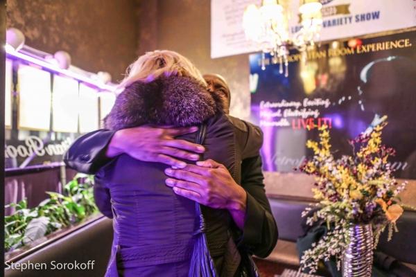 Photo Coverage: T. Oliver Reid Gets A Surprise After DROP ME OFF IN HARLEM at The Metropolitan Room