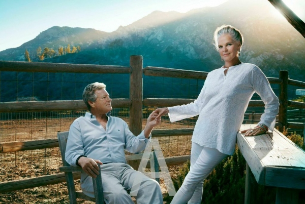 Ryan O''Neal and Ali MacGraw