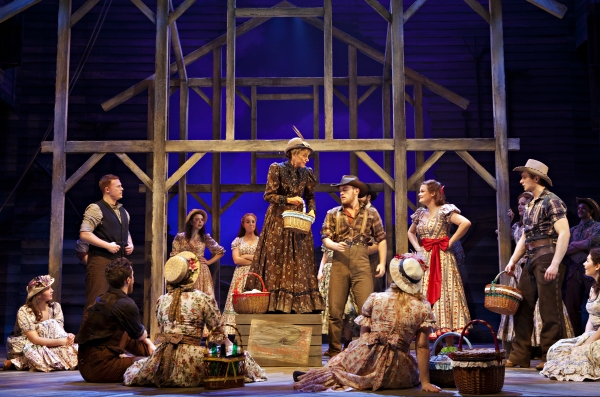 Photos: First Look at Ashley Day, Charlotte Wakefield & More in OKLAHOMA! UK Tour!