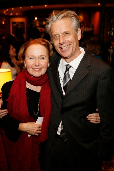 Kate Burton, Michael Ritchie