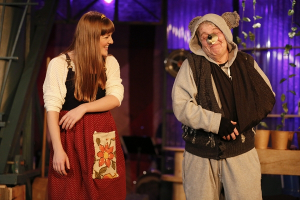Photo Flash: First Look at Quest Theatre Ensemble's TOMATO QUEEN