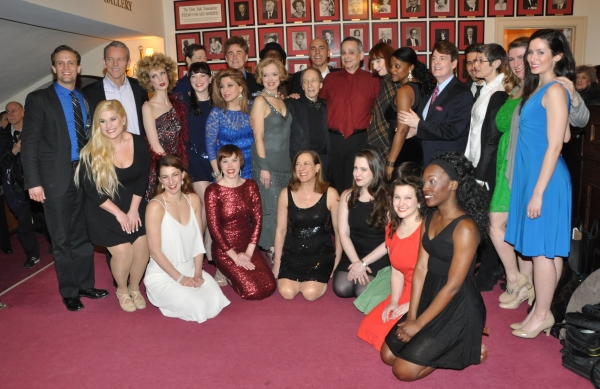 Photo Coverage: Behind the Scenes of BROADWAY BY THE YEAR's 'Broadway Musicals of 1916-1940'