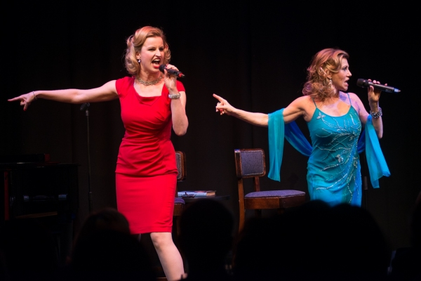 Photo Coverage: DESPERATE DIVAS, Starring Tiffany Graves and Anita Louise Combe