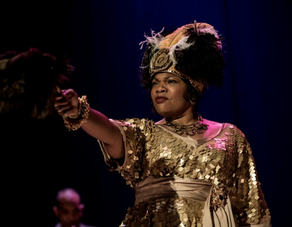 Mo'Nique as Ma Rainey