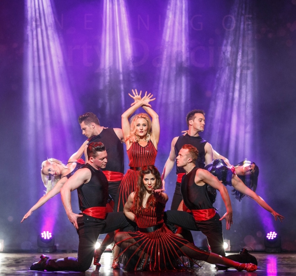 Photo Flash First Look At An Evening Of Dirty Dancing