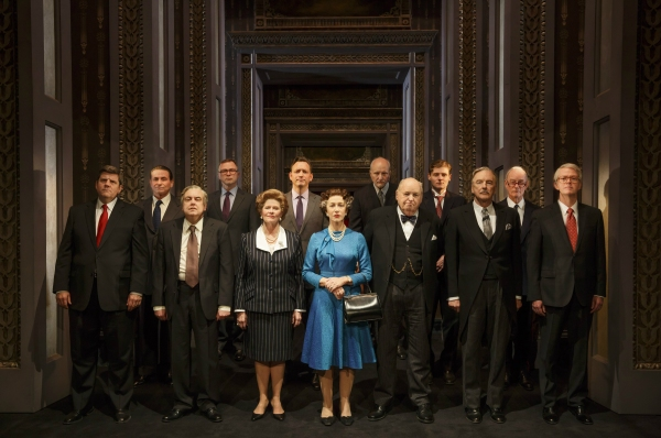 Rod McLachlan, Anthony Cochrane, Richard McCabe, Tony Ward, Judith Ivey, Rufus Wright, Helen Mirren, Michael Rudko, Dakin Matthews, Jason Loughlin, Michael Elwyn, Geoffrey Beevers and Dylan Baker