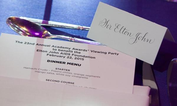 Elton John's placeholder