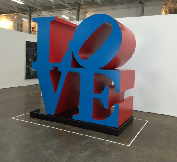Photo Flash: First Look at Hudson Valley Center for Contemporary Art's Exhibition, LOVE: THE FIRST OF THE 7 VIRTUES
