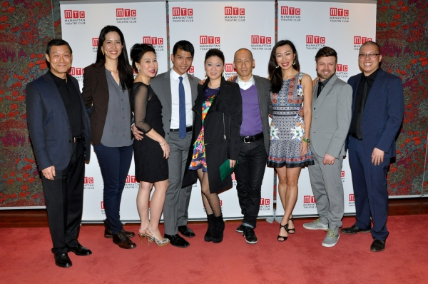 Photo Coverage: Inside Opening Night of MTC's THE WORLD OF EXTREME HAPPINESS with Telly Leung, Jennifer Lim & More!