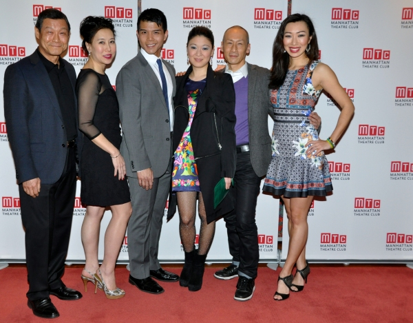 James Saito, Sue Jin Song, Telly Leung, Jennifer Lim, Frances Jue and Jo Mei