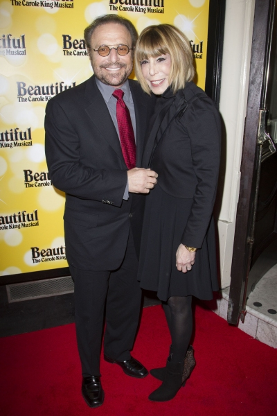 Barry Mann and Cynthia Weil  Photo