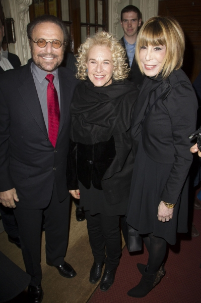 Barry Mann, Carole King and Cynthia Weil  Photo