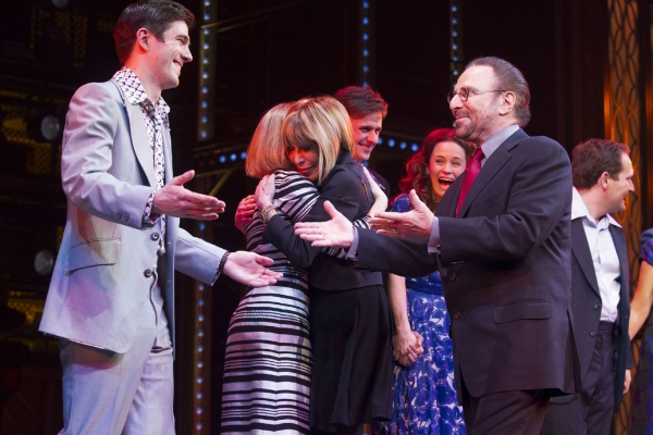 Ian McIntosh, Lorna Want, Cynthia Weil and Barry Mann