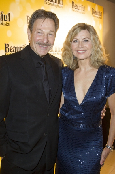 Michael Brandon and Glynis Barber (Genie Klein)