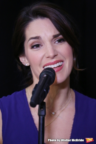Photo Coverage: DOCTOR ZHIVAGO Cast Gives Performance Preview at Bryant Park!