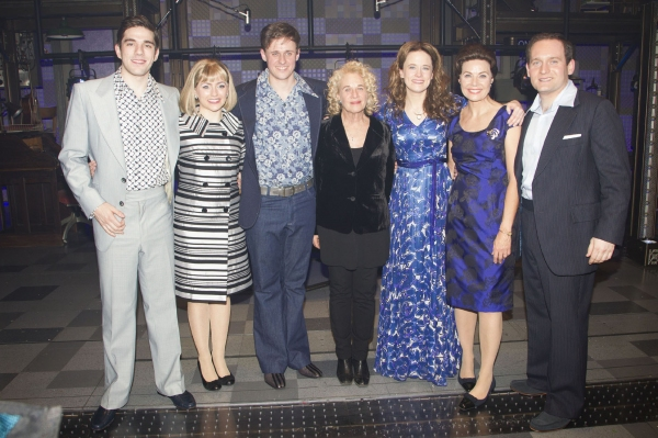 Lorna Want, Ian McIntosh, Katie Brayben, Alan Morrissey, Glynis Barber, Carole King,  Photo
