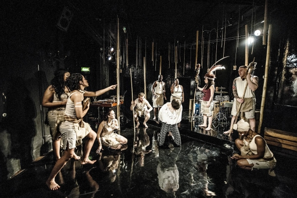 Photo Flash: First Look at YARICO, Now Playing at London Theatre Workshop