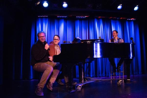 Stephen Tyler Davis, Brian Feinstein and Bobby Cronin