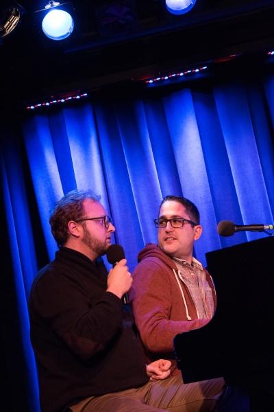 Stephen Tyler Davis and Brian Feinstein Photo