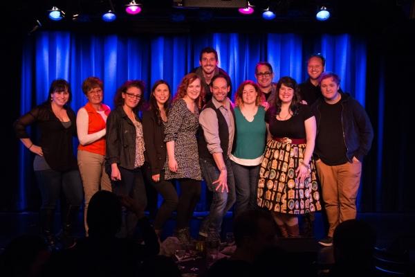 Photo Flash: Bobby Cronin, Alexander Sage Oyen, Lauren Elder and More Perform in INSPIRED 6 Benefit Concert