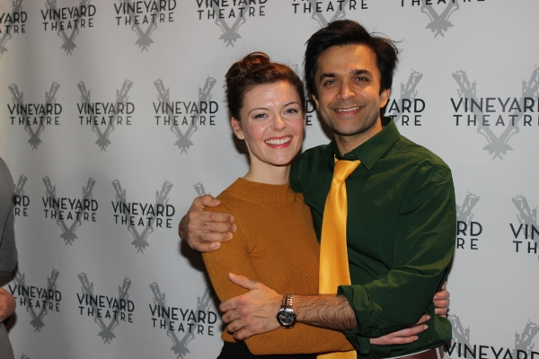 Stephanie Wright Thompson and Nick Choksi Photo