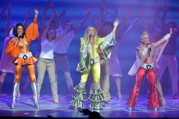 Photo Flash: MAMMA MIA! International Tour Opens in Liverpool